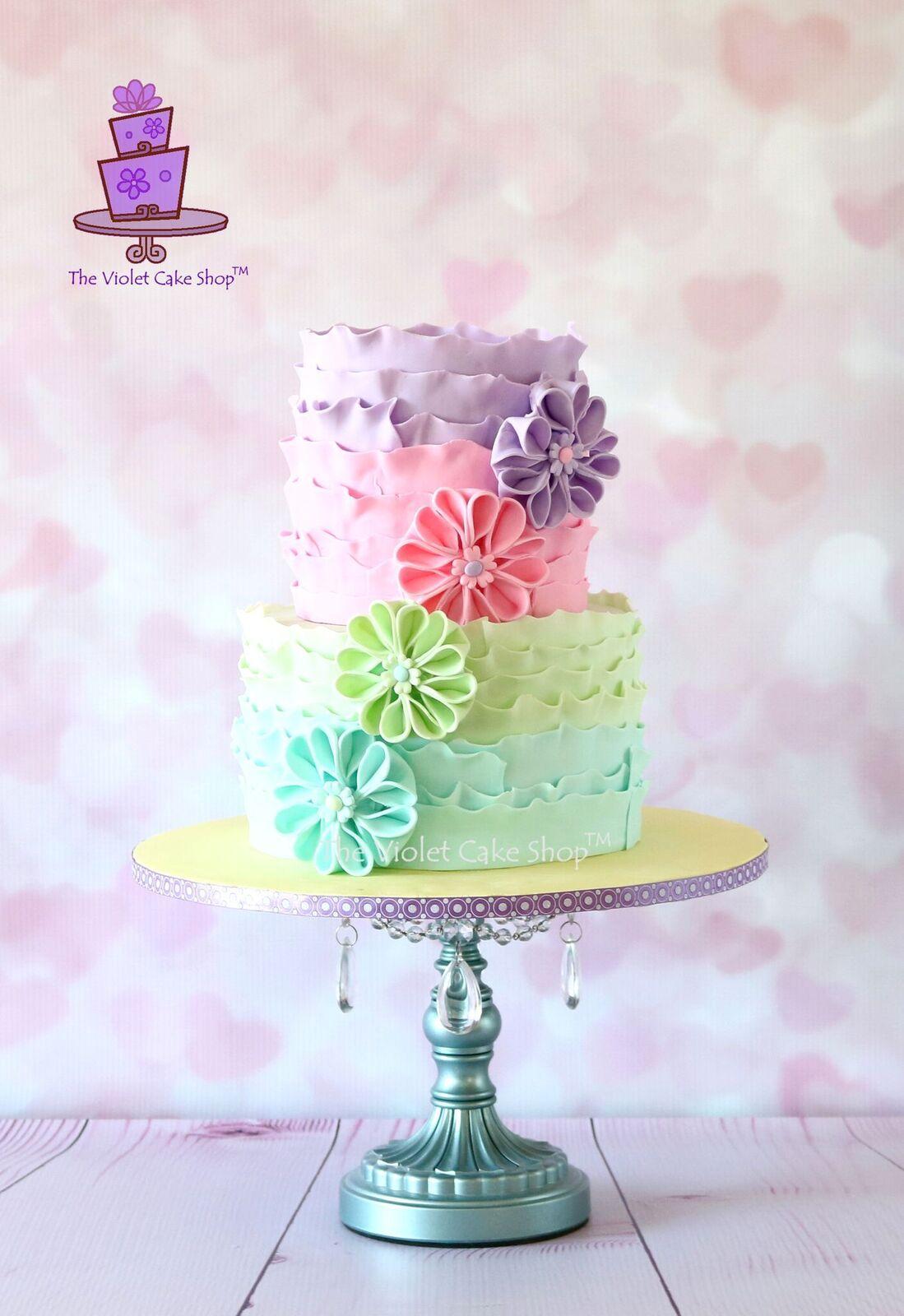 Violet Lin Tran Birthday Baby 16