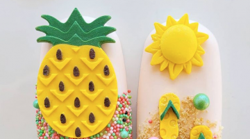 Yellow Baking Delights Summer 0A