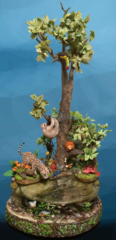Amazon Rainforest Cake Orig