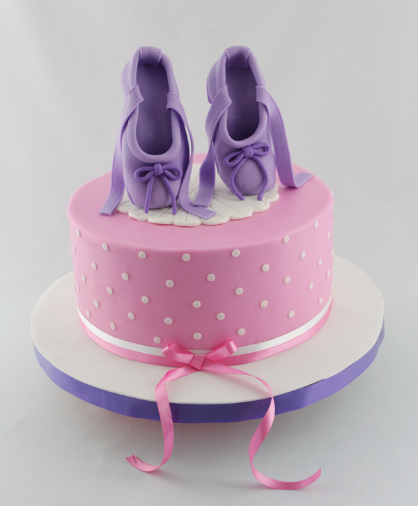 Ballerina Birthday