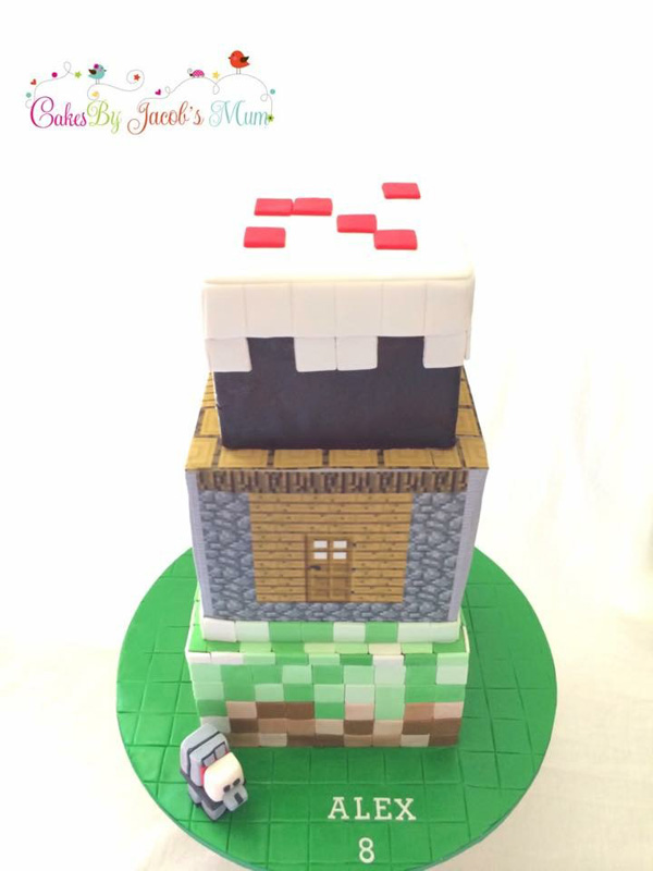 Minecraft Birthday