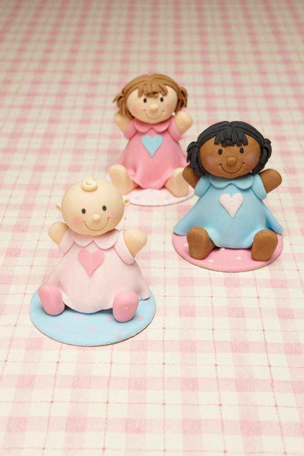 Sculpted Babies