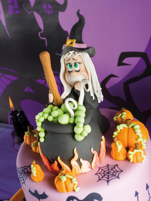 Witch & Cauldron