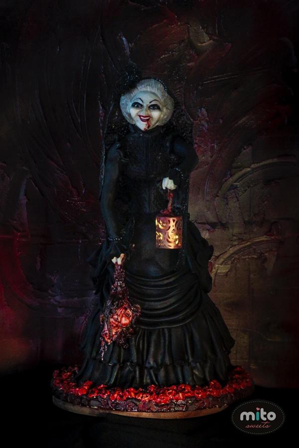Sculpted Vampire