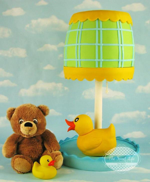 Rubber duck & Umbrella