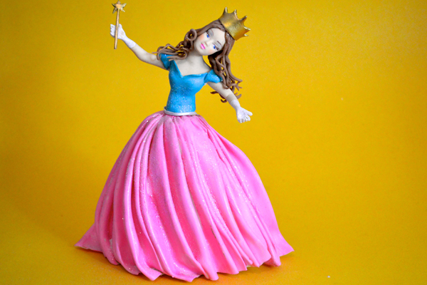Princess Fairy Topper