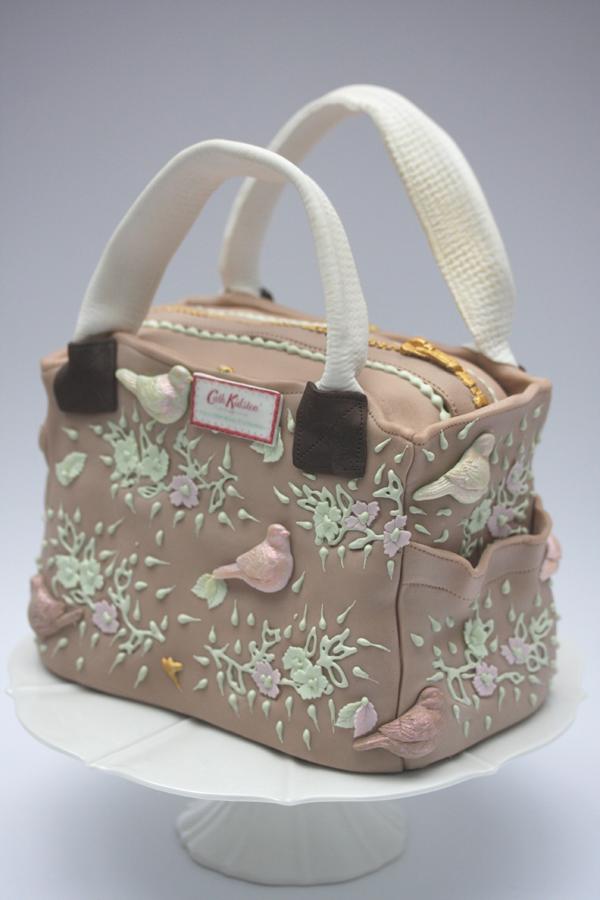 Sculpted Hand bag