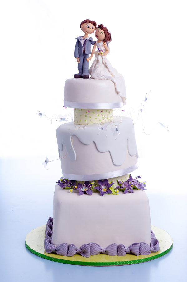 Tal Tsafrir Wedding Cake