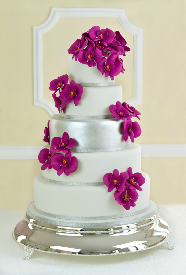Fuchsia Flower Wedding