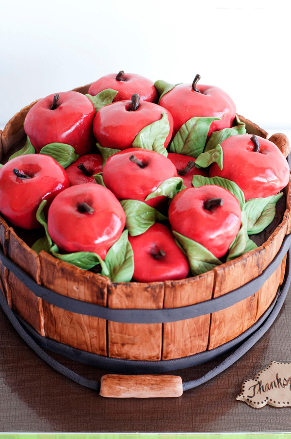 Apple Bushel