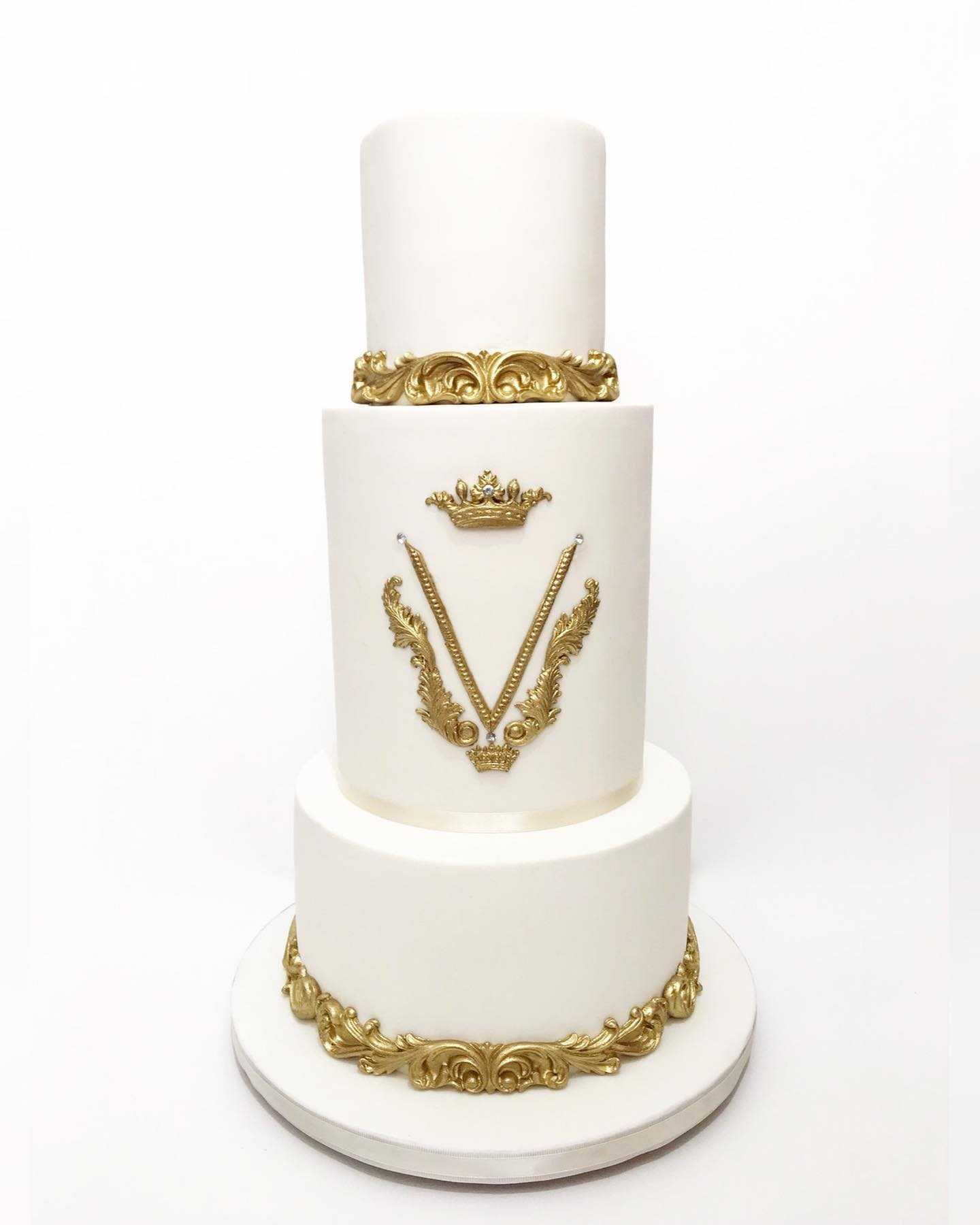 Chris Aranda Chris Aranda Cake Design Wedding Elegant 12