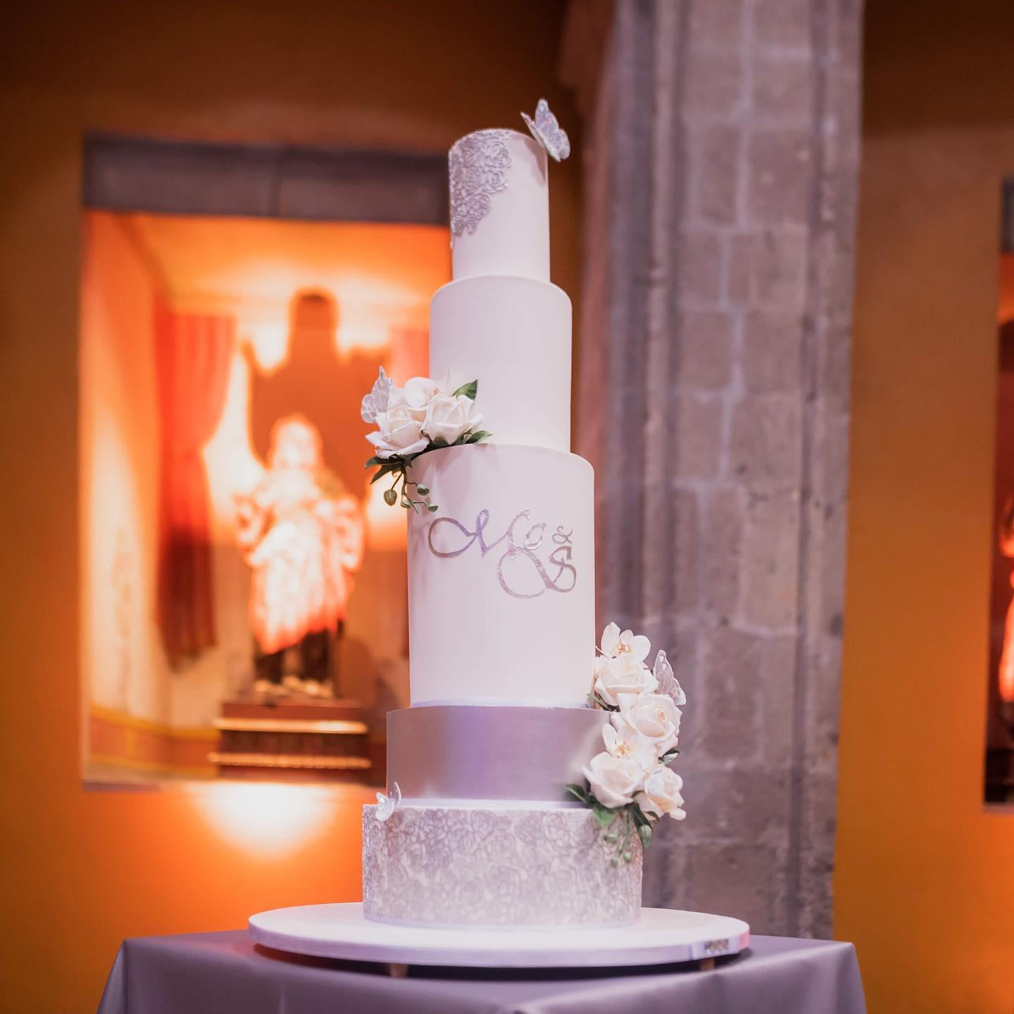 Chris Aranda Chris Aranda Cake Design Wedding Elegant 13