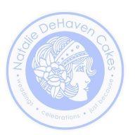 Natalie DeHaven Cakes