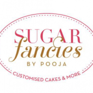 Sugar Fancies by Pooja