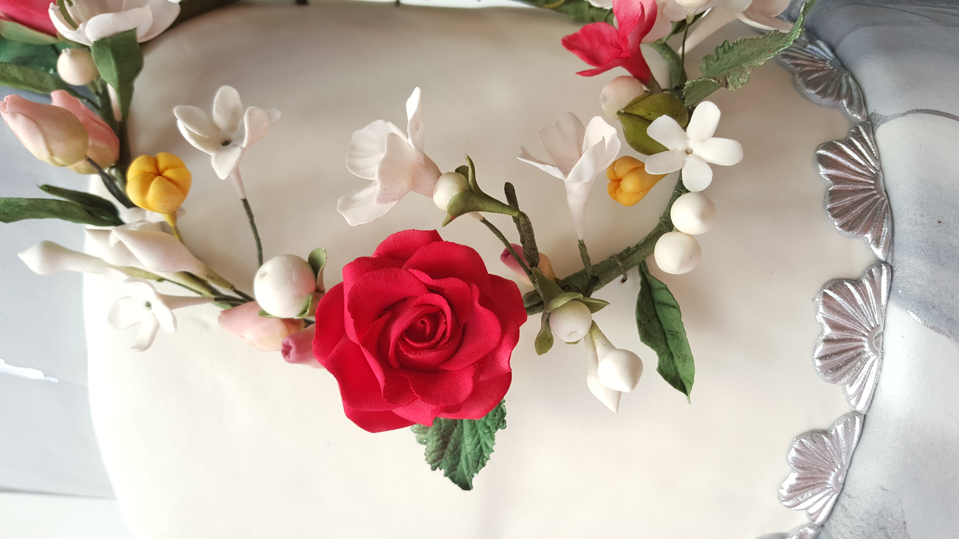 Spring Sugar Flowers