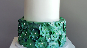 Behind The Cake Layerd Floral Tutorial Hero