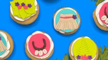 Hawaian Summer Cupcakes1