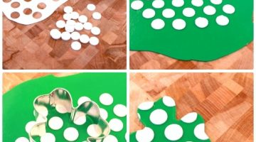 Shamrock Fondant Tutorial