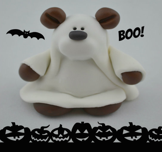 satinIce_fondant_ghostBear_halloween