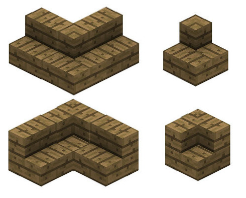How About Corner Stairs?   Suggestions   Minecraft: Java Edition    Minecraft Forum   Minecraft Forum