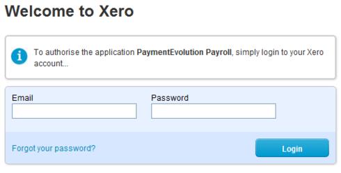 how to move accounts in xero