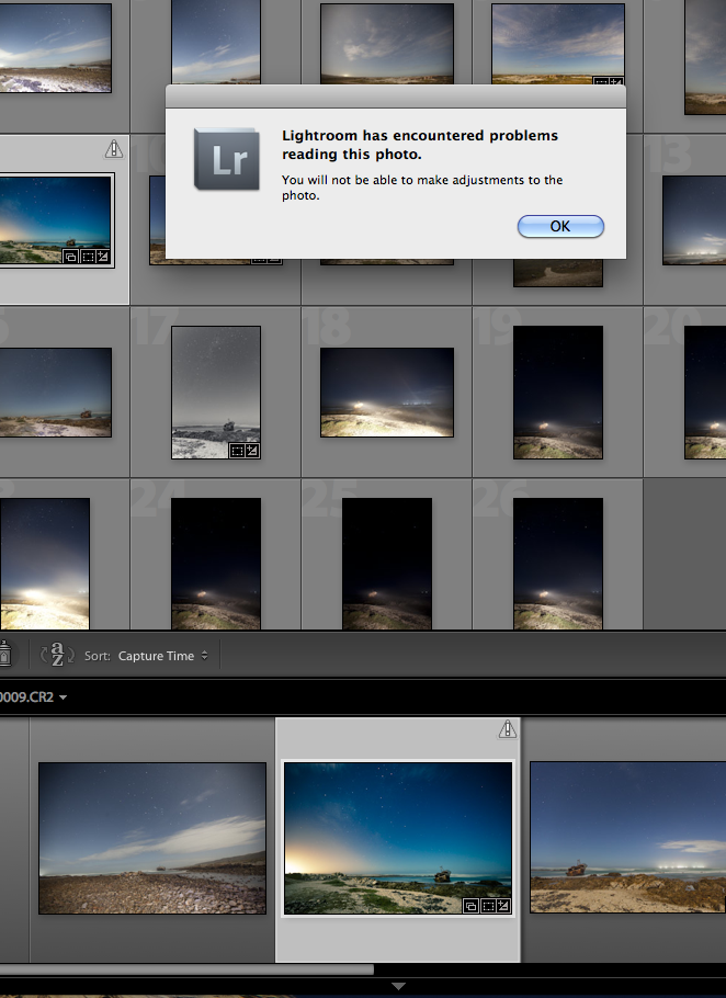 how to open cr2 files in lightroom 6