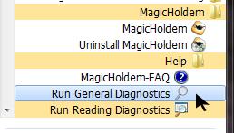 General Diagnostics