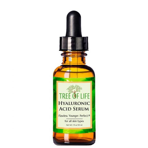 Tree of Life Hyaluronic Acid Serum