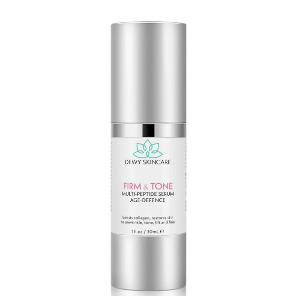 Dewy Skincare Lift & Firm Multi-Peptide Age Defence Serum 30ml