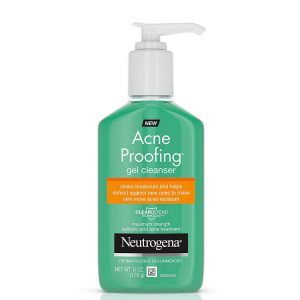 Neutrogena Acne Proofing Cleanser with Salicylic Acid
