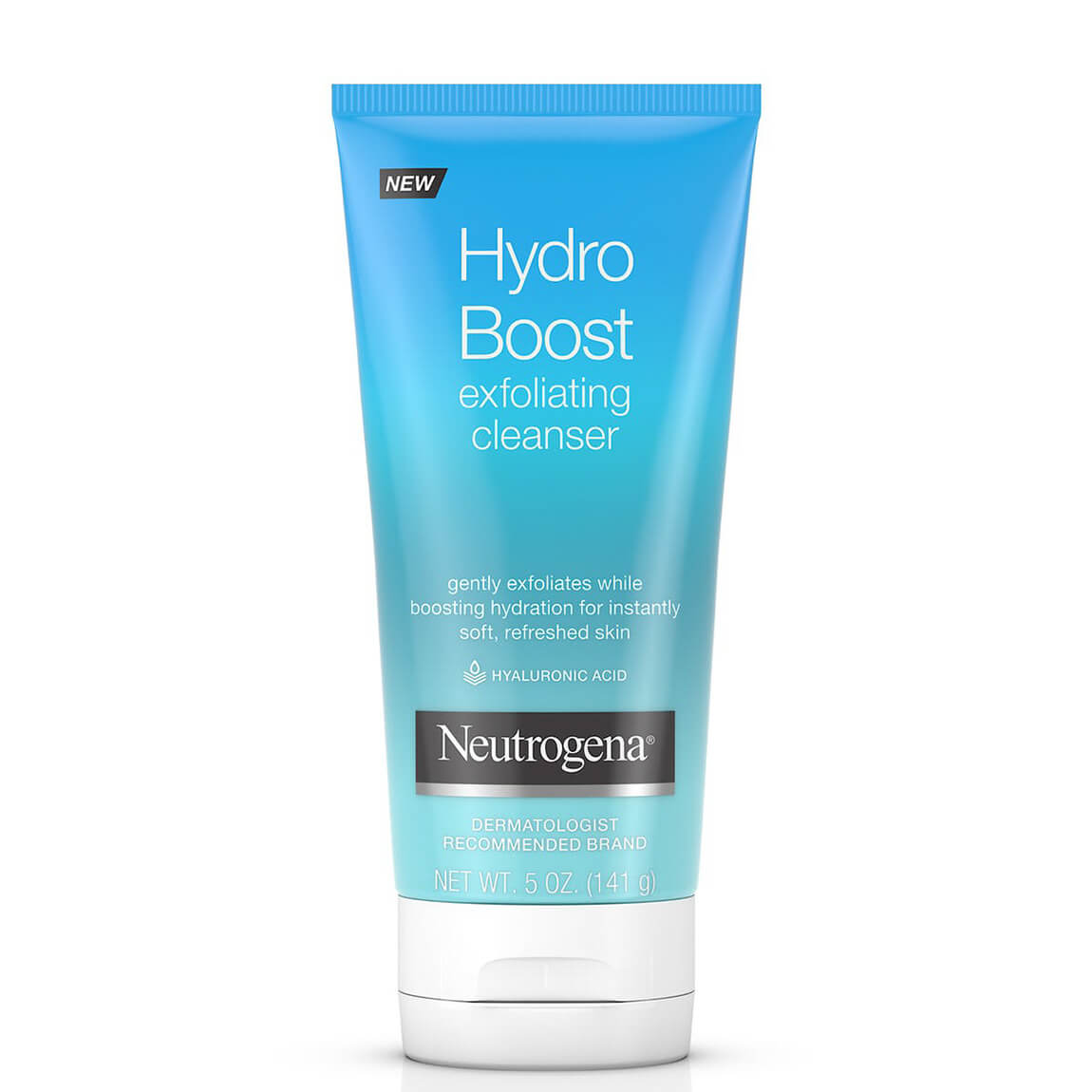 Neutrogena Hydro Boost Gentle Exfoliating Cleanser