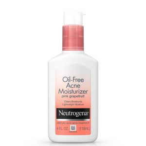 Neutrogena Oil-Free Pink Grapefruit Acne Moisturizer