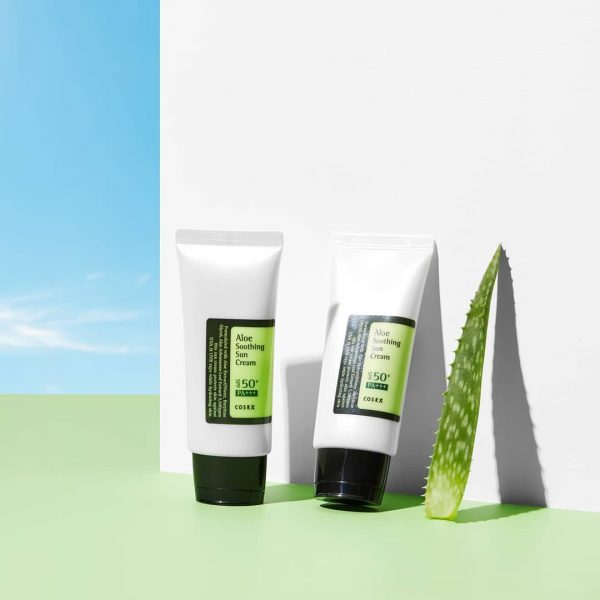 COSRX Aloe Soothing Sun Cream SPF50 PA+++ 50ml