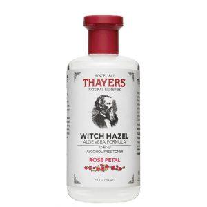 Thayers Alcohol-Free Rose Petal Witch Hazel Toner 355ml