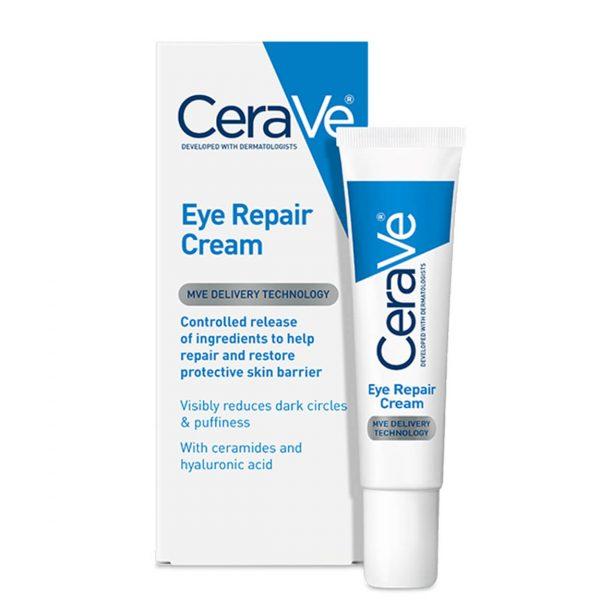 Cerave Eye Repair Cream with Hyaluronic Acid