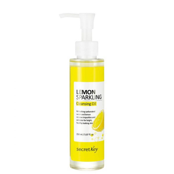Secret Key Lemon Sparkling Cleansing Oil 150ml