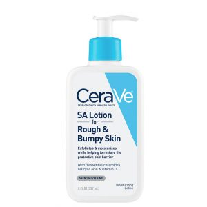 Cerave Salicylic Acid Lotion for Rough & Bumpy Skin