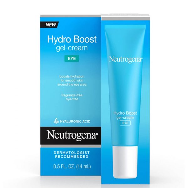 Neutrogena Hydro Boost Hyaluronic Acid Eye Cream