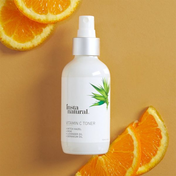 InstaNatural Vitamin C + Witch Hazel Facial Toner