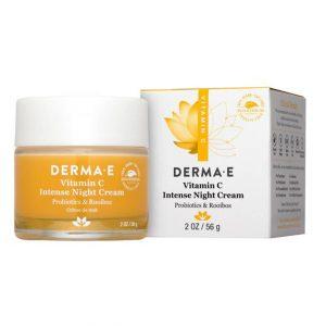 Derma E Vitamin C Intense Night Cream 60ml