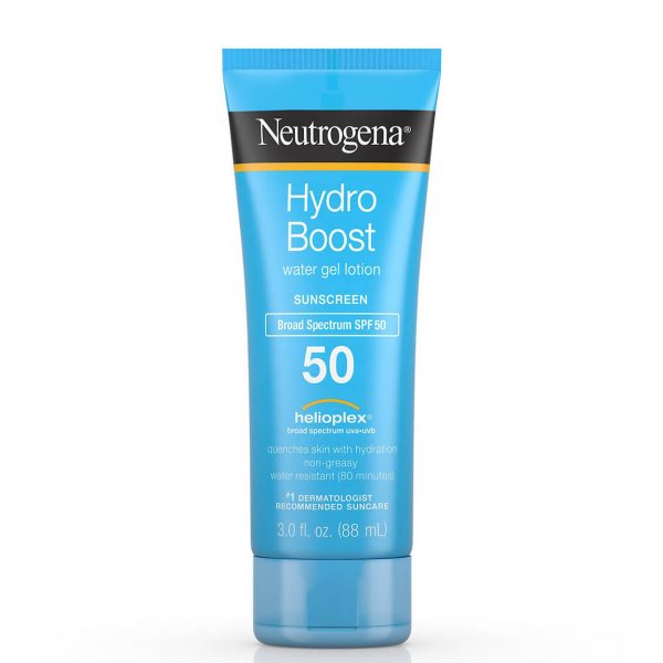 Neutrogena Hydro Boost Water Gel Sunscreen SPF50