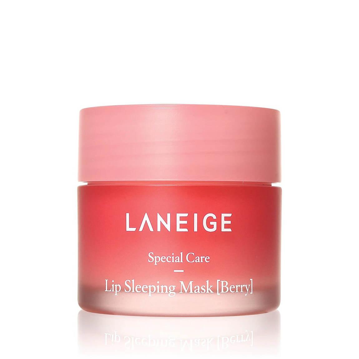 Laneige Lip Sleeping Leave-on Mask (Berry) 20ml