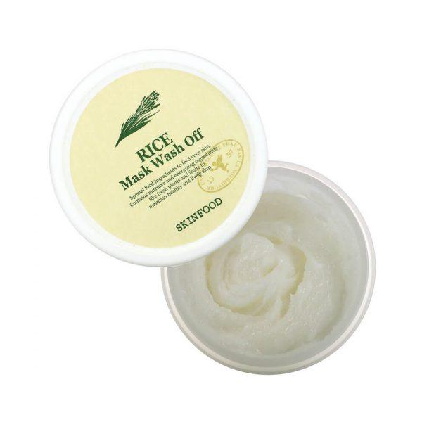 SkinFood Rice Mask Wash Off 100g