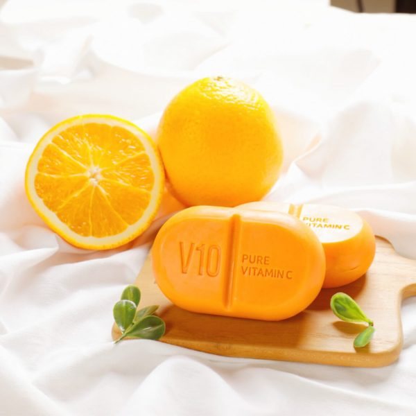 Some By Mi V10 Pure Vitamin C Brightening Cleansing Bar