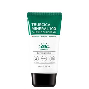 Some By Mi Truecica Mineral 100 Calming Suncream SPF50
