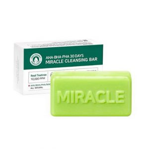 Some By Mi AHA BHA PHA 30 Days Miracle Cleansing Bar 100g