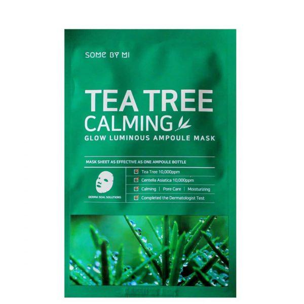 Some By Mi Tea Tree Calming Glow Luminous Sheet Mask