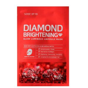 Some By Mi Diamond Brightening Glow Luminous Sheet Mask