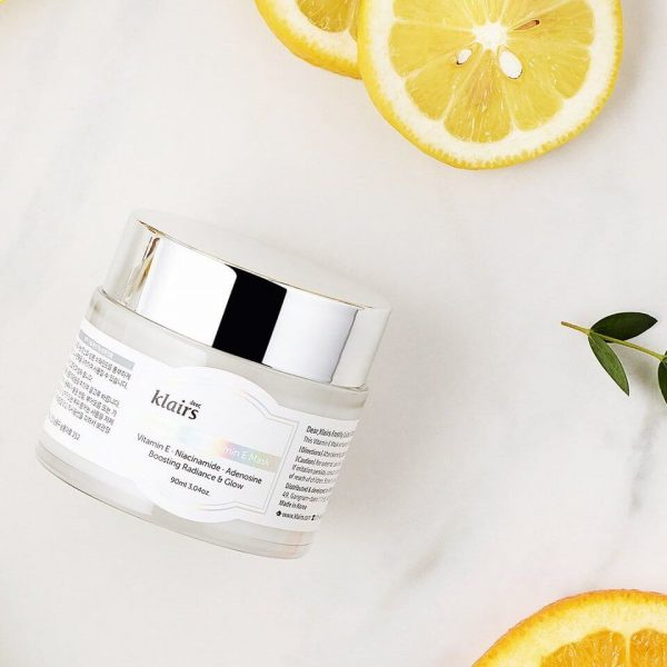 Klairs Freshly Juiced Vitamin E Mask 90ml