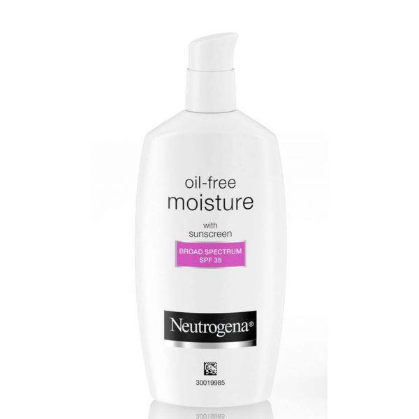 Neutrogena Oil-Free Moisturizer with Sunscreen SPF35